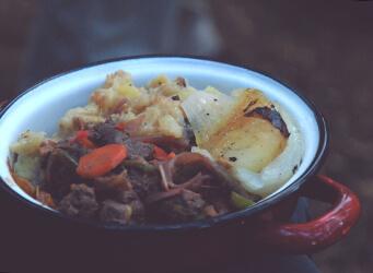Casa Bagual - Servicios - La Cocina